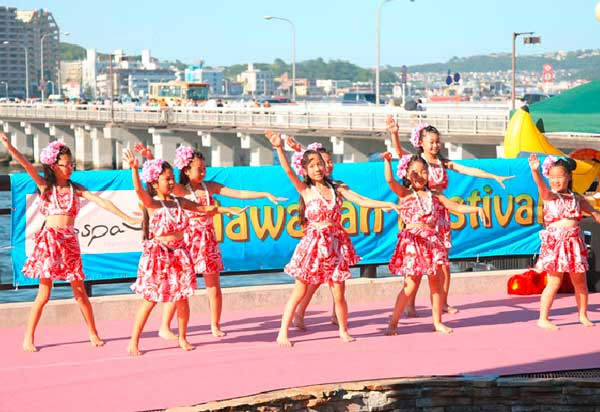 ENOSPA ハワイアンフェスティバル