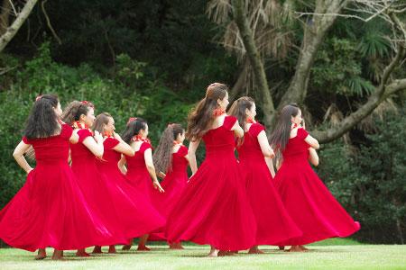the hula FESTIVAL