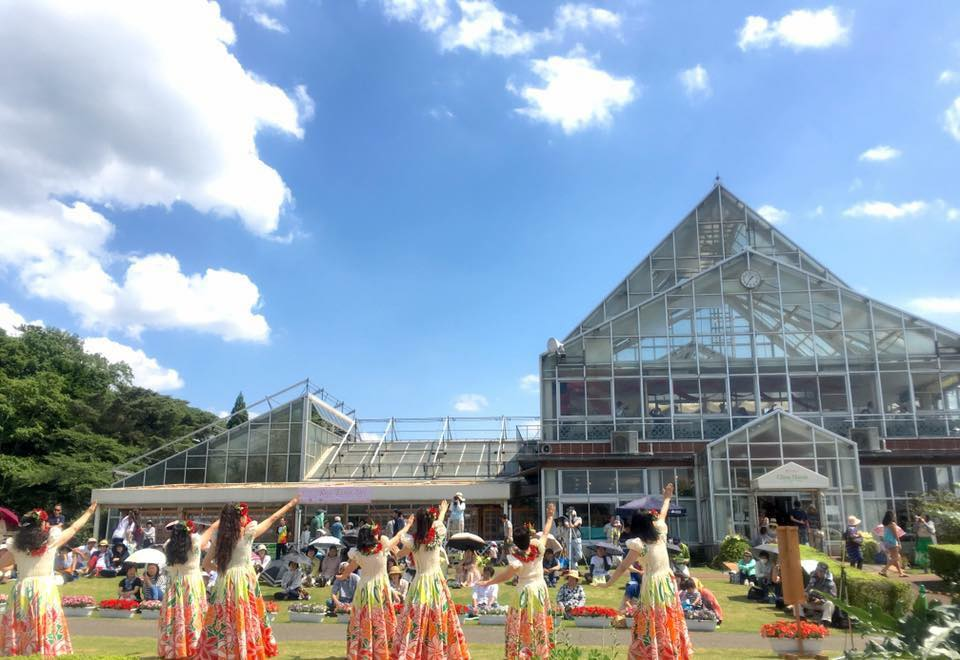 Na Pua Festa@Shimizu Park
